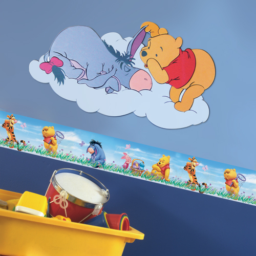 index of tapete decofun winnie the pooh images. Black Bedroom Furniture Sets. Home Design Ideas